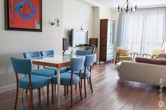 Квартиросъемка: трехкомнатная квартира с кабинетом вместо лоджии - citydog.by | журнал о Минске