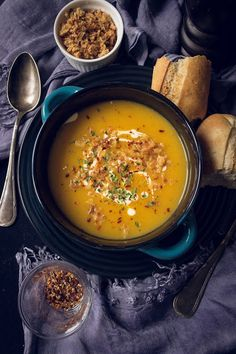 Trendy Ideas For Soup Legumes Epices Vegetarian Taco Soup Recipe Easy, Easy Taco Soup, Vegetarian Tacos, Healthy Chicken Recipes, Healthy Soups, Batch Cooking, Cooking Recipes, Quick Healthy Lunch, Confort Food