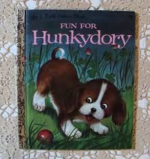 Image result for Little Golden Book Fun with Hunky dory