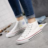 Men Canvas Sneakers Lovers Comfortable Shoes Flats Casual Women Red Wh – Mesh-shoe Sneakers Fashion, Fashion Shoes, Shoes Sneakers, Waterproof Shoes, Canvas Sneakers, Chuck Taylor Sneakers, Shoe Brands, Comfortable Shoes, Casual Shoes