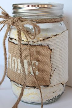 Homemade all natural laundry detergent by InTheMoment2007 on Etsy, $15.00