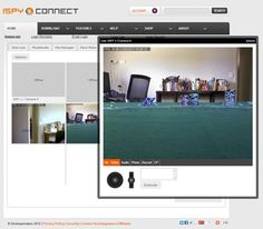 iSpy - Best Free Security Camera Software