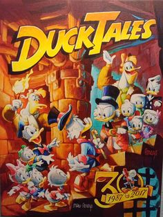 Disney Stuff, Disney Art, Disney Magic, Disney Love, Walt Disney, Disney Easter Eggs, Disney Ducktales, Uncle Scrooge, Duck Tales