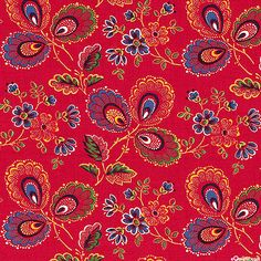 'Three Flowers' from the 'A'La Carte' collection by American Jane for Moda Fabrics.