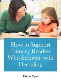 No matter how good your phonemic awareness activities and phonics games are, struggling readers aren't going to become successful readers without practice time, Decoding Strategies, Comprehension Strategies, Foster Parenting, Parenting Books, Parenting Styles, Parenting 101, Kindergarten Reading, Teaching Reading, Learning Piano