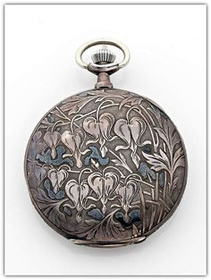 A FINE SILVER MANUAL WINDING POCKET WATCH, CIRCA 1910. This represents thy think it is time for Dave Beckmann & I to get married - and the chosen date is saved. Thank you!  We are very happy!