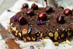 Lahodný májový čokoládový koláč: Najlepší dezert na nedeľný stôl