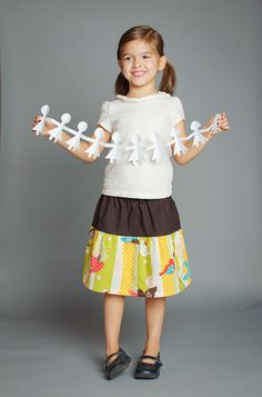 Toddler, girls skirt