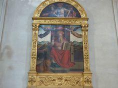 Polittico di S.Girolamo,Sebastiano Bastiani(1488).Duomo di Asolo.