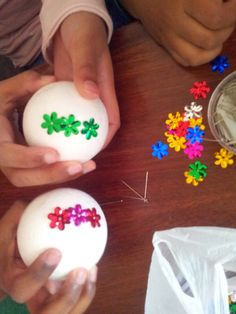 How to make your own baubles!
