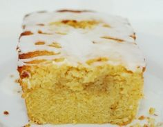 Lemon Lemon Cake!