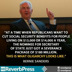 This is what oligarchy looks like Social Security Benefits, Republican Party, Gop Party, Trump, Bernie Sanders, Social Justice, Right Wing, Feminism, We The People
