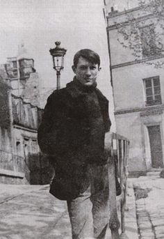 Picasso in Montmartre 1904