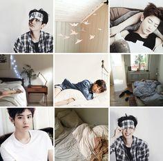 Sleepy Morning with Chanyeol