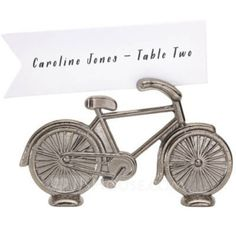 Classic Theme Spring Fall Summer Winter Place Card Holders Zinc Alloy Gray…