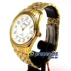 84f2f6833a4 KW35200V Relógio Condor Feminino Pulseira Couro Vermelho