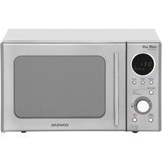 Daewoo 20 Litre Microwave - Stainless Steel Daewoo Free Standing Microwave Oven in Stainless Steel Daewoo Microwave, Hand Blender, Kitchen Appliances, Stainless Steel, Diy Kitchen Appliances, Home Appliances, Kitchen Gadgets