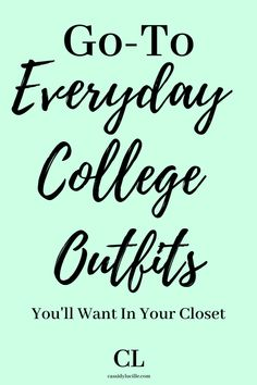 These college outfits are perfect for functional, comfortable, everyday college activities. These 11 staple outfit pieces are a must-have for every college freshmen. #college #outfit #wardrobe College Wardrobe Essentials, Minimalist Wardrobe Essentials, Wardrobe Organisation, Diy Wardrobe, Small Wardrobe, Classic Wardrobe, Wardrobe Basics, Wardrobe Ideas, Organization