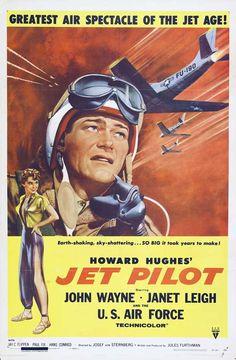 John Wayne Movie posters | Jet Pilot Movie Posters From Movie Poster Shop