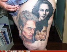 Twilight Tattoo: Dear God Why?