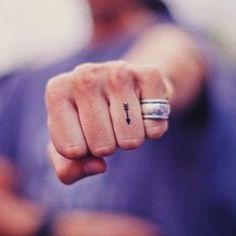 Simple Tattoo Designs on Hand