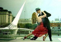 Tango at Buenos Aires, Argentina