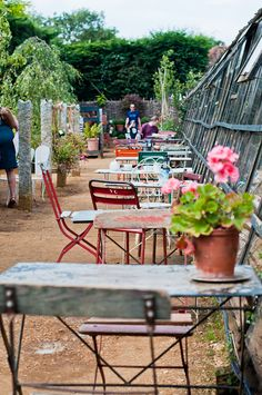 London: Petersham Nurseries Photo by Valeria Necchio