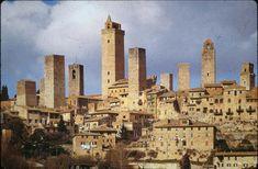 San Gimignano, Tuscany. Nothing else to say...