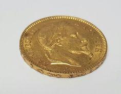 Kulta investointi kolikko: Napoleon, Kukko 20fr