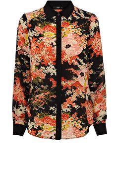 Oasis Silk Oriental Shirt £60.00