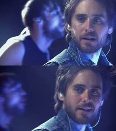 Jared Leto live short hair