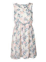 CLARA CHIFFON PRINT S/L DRESS #dress #floral @Veronica Almanza Saucedaónica Sartori MODA