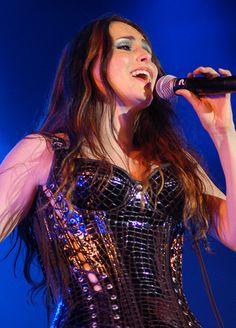 Sharon den Adel (Within Temptation's singer)