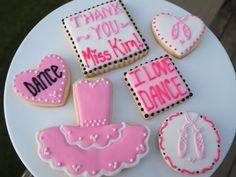 Dance Cookies!