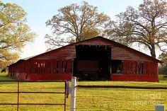 The Rustic Barn Photograph by Kathy White