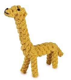 Cute Pet Dog Cat Cotton Teeth Cleaning Rope Menagerie Dog Chew Toys Giraffe >>> Be sure to check out this awesome product.(This is an Amazon affiliate link and I receive a commission for the sales)