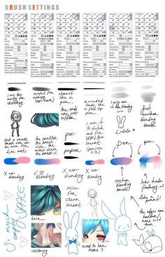 Finally I'm sharing my brushes with you. Downloadable as RAR folder. This is only a collection of freeware brushes I found on the net or made by myself. Others are from (LINKS BELOW MAY CONTA...