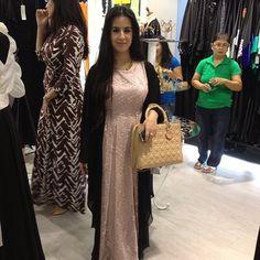 Roselle abaya ❤