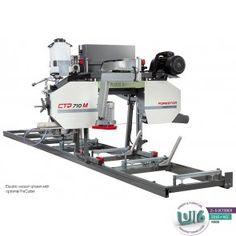 Forestor CTR 710 Sawmill Honda GX 18hp ES