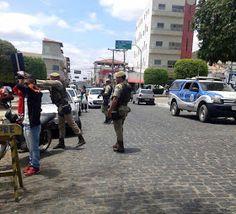 NONATO NOTÍCIAS: Polícia Militar e Caatinga Juntas melhoram a Segur...