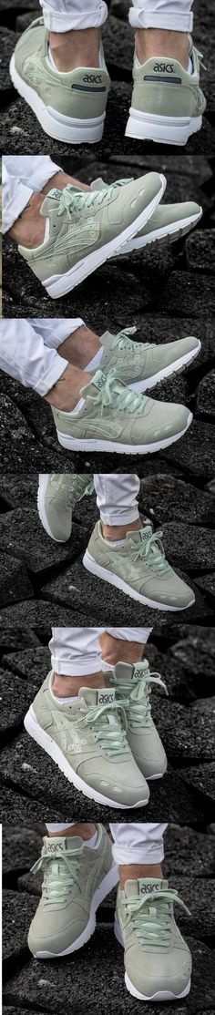 #Asics Gel Lyte #Swamp