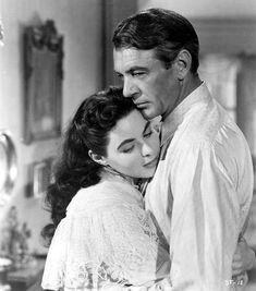 """man i love cowboys...    """"Saratoga Trunk""""  1945  Ingrid Bergman, Gary Cooper  based on Edna Ferber's best-selling novel"""