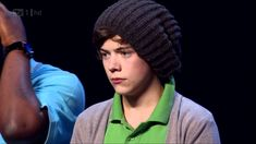 Liam Payne, Harry Styles and Niall Horan crying; this made me tear up. You guys did make it though! Harry Styles 2010, Harry Styles Lindo, Fetus Harry Styles, Harry Styles Dimples, Harry Styles Crying, Harry Styles Funny, Harry Styles Imagines, Harry Edward Styles, Larry Stylinson