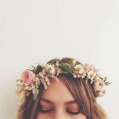 Blessingway flower crowns