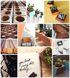 Make a moodboard in under a minute without photoshop maketrays.com #maketrays #revolutiondesignhouse