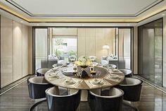 Top 12 Astonishing Luxury Dining Room Ideas That Wows Luxury Dining Room, Dining Room Lighting, Dining Room Design, Asian Interior, Dinner Room, Space Interiors, Luxury Kitchens, Living Room Decor, Modern Design