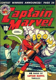 PATRIOTIC RACISM ON COMIC BOOK COVERS