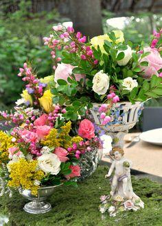 Garden Wedding.....