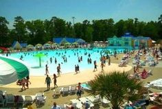 Ocean Breeze Waterpark (official site) a family friendly, Caribbean paradise, 2 miles south of the Virginia Beach Oceanfront! With 16 waterslides, million... discountattractions.com