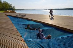 Redevelopment Of The East Side Paprocany Lake Shore In Tychy - Picture gallery